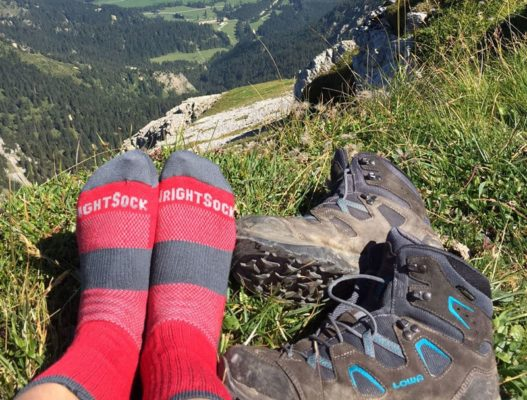 wrightsock escape red